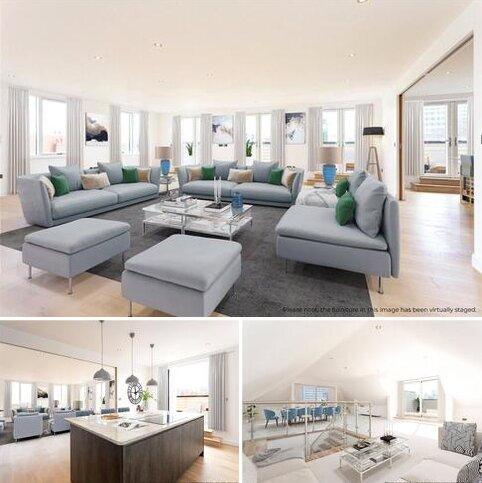 3 bedroom penthouse for sale - St. Paul's Chambers, 85 Caroline Street, Birmingham, B3