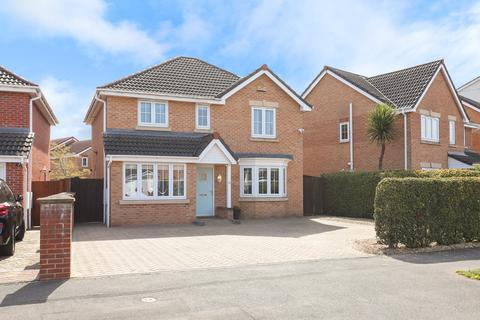 4 bedroom detached house for sale - Trevorrow Crescent, Chesterfield