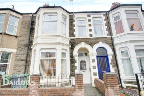 4 bedroom terraced house for sale - Corporation Road, Cardiff