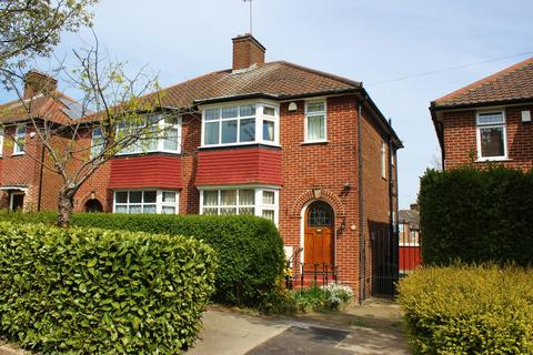 3 bedroom semi-detached house to rent - Abbotsford Gardens, Woodford Green