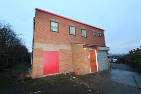 Land to rent - Station Lane Industrial Estate, Old Whittington