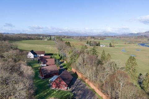 4 bedroom property with land for sale - Holiday Lodge Business, Loch Lomond, Glasgow, G63