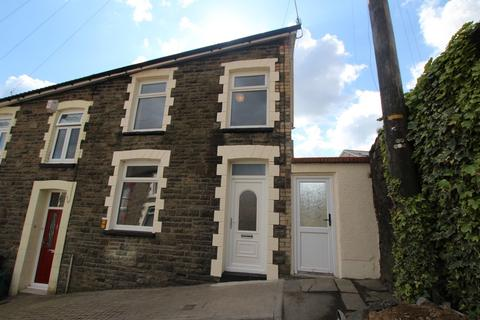 3 bedroom terraced house for sale - Hughes Street, Mountain Ash