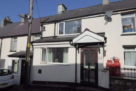 2 bedroom terraced house for sale - Deiniolen