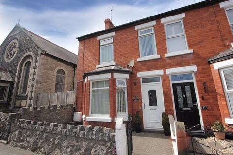 3 bedroom semi-detached house for sale - Princess Road, Old Colwyn