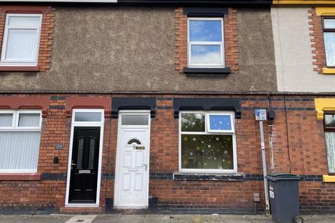 3 bedroom terraced house to rent - Yeaman Street, Stoke-On-Trent