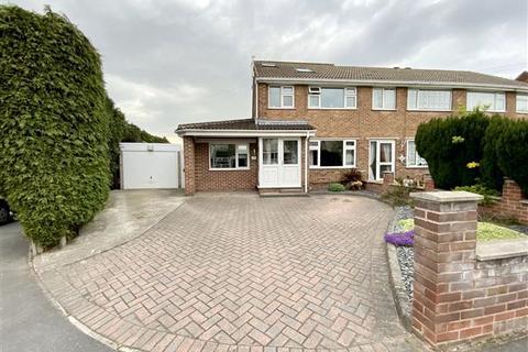 4 bedroom semi-detached house for sale - Finchwell Crescent, Handsworth, Sheffield, S13 9DE