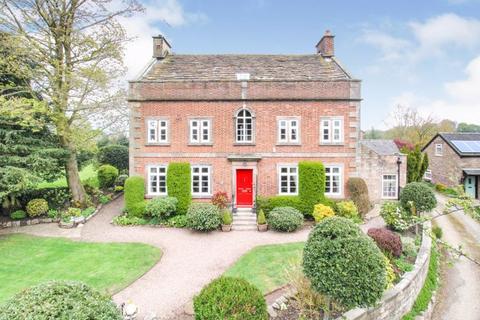 6 bedroom detached house for sale - The Old Vicarage, Horton, Staffordshire, ST13