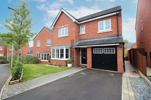 4 bedroom detached house for sale - Goss Place, Alsager, Cheshire