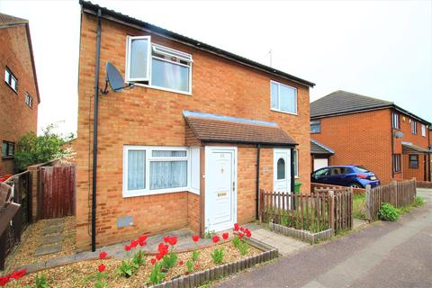 2 bedroom semi-detached house for sale - Downland, Two Mile Ash, Milton Keynes, MK8