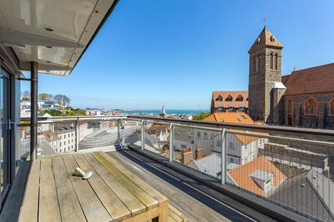2 bedroom penthouse for sale - Apartment 17, Tudor House, Le Bordage, St. Peter Port, Guernsey, GY1