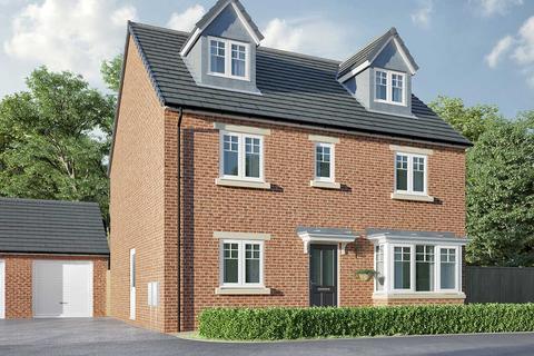 5 bedroom detached house for sale - Plot 383, The Fletcher at Castle Gate, York Road, Knaresborough, North Yorkshire HG5