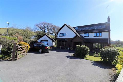 4 bedroom detached house for sale - Capel Bangor, Aberystwyth, Ceredigion, SY23