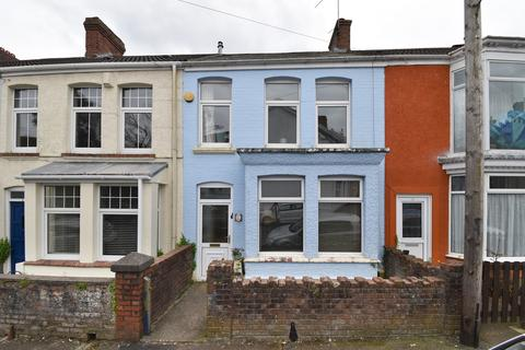 3 bedroom terraced house for sale - Victoria Street, Uplands, Swansea, SA2
