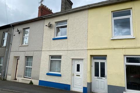 2 bedroom terraced house for sale - Victoria Crescent, Llandovery, SA20