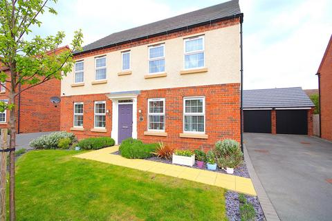 4 bedroom detached house for sale - Forest House Lane, Leicester Forest East