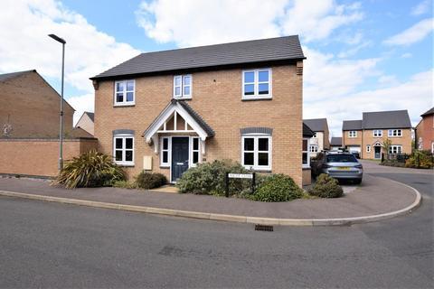 4 bedroom detached house for sale - Ascot Close, Barleythorpe, Oakham