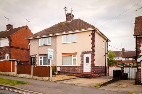 2 bedroom semi-detached house for sale - Houfton Road, Bolsover, Chesterfield