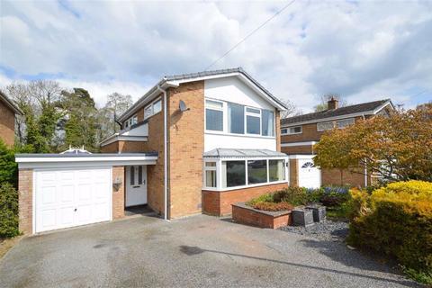 3 bedroom detached house for sale - Brookside Gardens, Yockleton, Shrewsbury