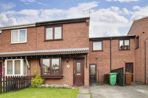 3 bedroom townhouse for sale - Corsham Gardens, Thorneywood, Nottinghamshire, NG3 6LZ