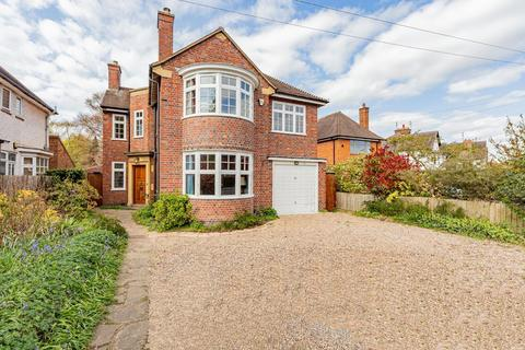 4 bedroom detached house for sale - Holmfield Road, Leicester