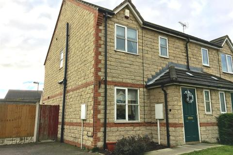 3 bedroom semi-detached house for sale - New Scott Street, Langwith, Mansfield