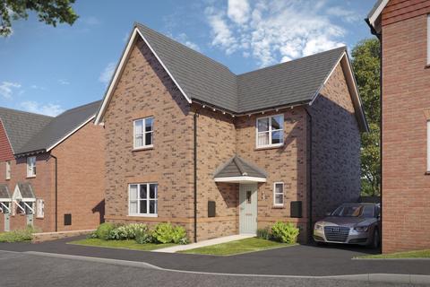 4 bedroom detached house for sale - Plot 62, The Wilcott at Rhiwlas at Plasdŵr, Llantrisant Road, Radyr CF15