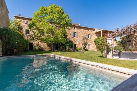 4 bedroom farm house - 30700 Uzès, Gard, Languedoc-Roussillon