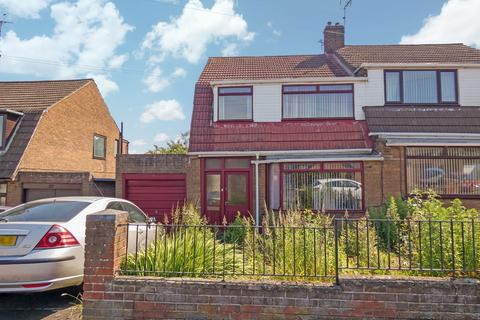 3 bedroom semi-detached house for sale - Ladywell Road, Tweedmouth, Berwick-upon-Tweed, Northumberland, TD15 2AF