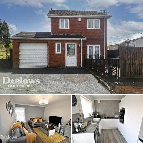 3 bedroom detached house for sale - Hill Street, Rhymney