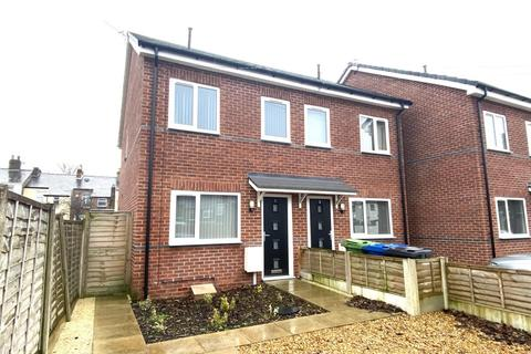 3 bedroom semi-detached house to rent - Conway Walk, Ford Street, WARRINGTON WA1