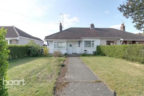 2 bedroom semi-detached bungalow for sale - Lincoln Road, Lincoln