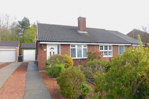 2 bedroom semi-detached bungalow for sale - ALDWIN CLOSE, CHILTON, SPENNYMOOR DISTRICT