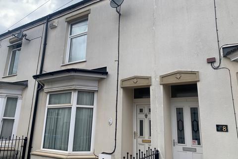2 bedroom terraced house to rent - Elsie Villas, Holland Street, Hull, HU9