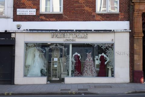 Retail property (high street) for sale - Fulham High Street, London, SW6