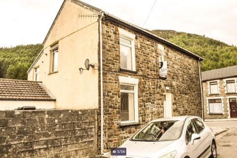 4 bedroom end of terrace house to rent - Gwendoline Street, Treherbert, Treorchy CF42