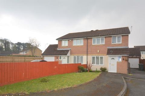 3 bedroom semi-detached house for sale - Laureate Close, Llanrumney, Cardiff. CF3