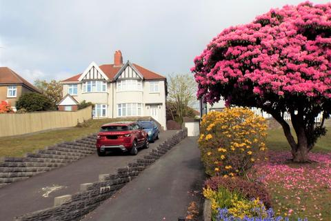 3 bedroom semi-detached house for sale - 22 Glan Yr Afon Road, Sketty, Swansea SA2 9JA