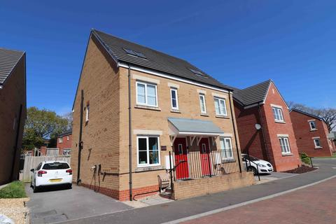 3 bedroom semi-detached house for sale - Beauchamp Walk,  Swansea, SA4