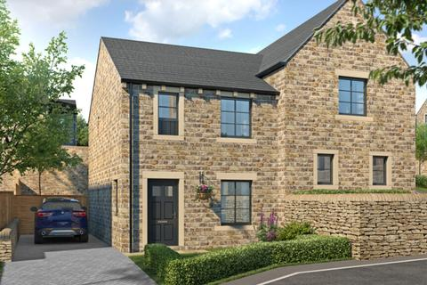3 bedroom semi-detached house for sale - Plot 24, The Lamb at Ebor Mills, Ebor Lane Haworth BD22