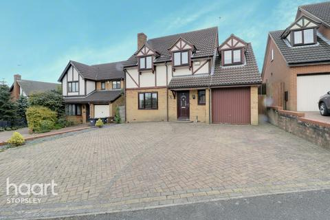 4 bedroom detached house for sale - Perrymead, Luton
