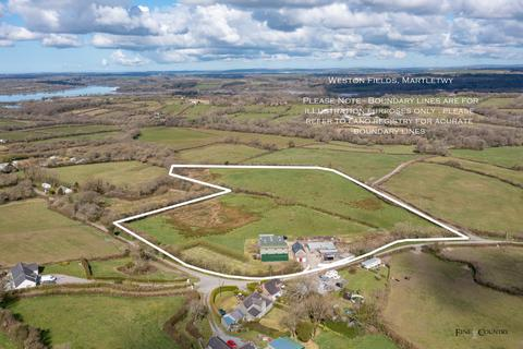 Land for sale - Martletwy, Narberth, Pembrokeshire, SA67
