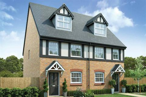 3 bedroom semi-detached house for sale - The Alton G - Plot 7 at Albion Lock, Booth Lane CW11