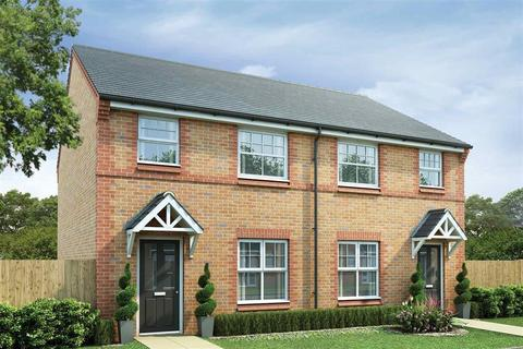 3 bedroom mews for sale - The Gosford - Plot 5 at Albion Lock, Booth Lane CW11