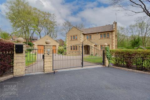 4 bedroom detached house for sale - Thrum Hall Lane, Healey, Rochdale, Lancashire, OL12