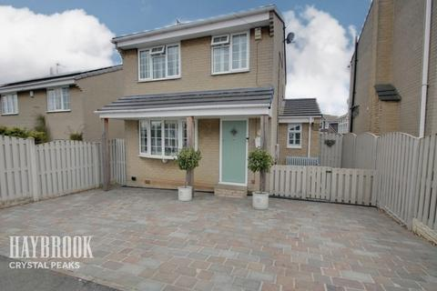 3 bedroom detached house for sale - Southfields, Chesterfield