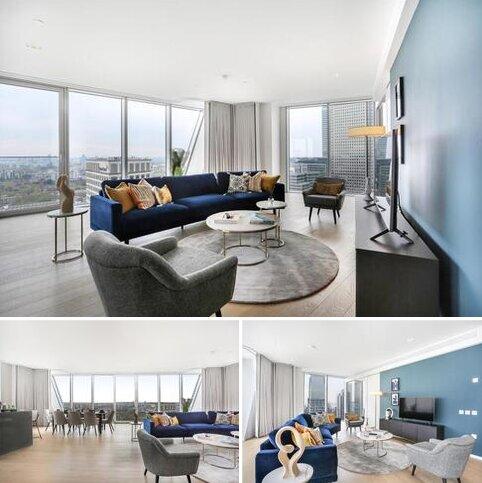 3 bedroom flat to rent - Newfoundland, London, E14