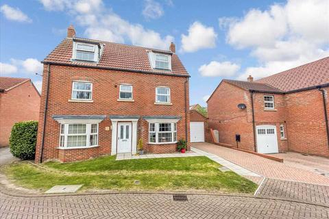 5 bedroom detached house for sale - Ploughmans Court, Lincoln
