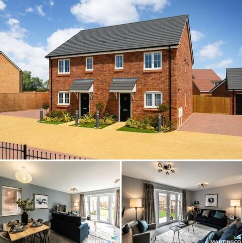 3 bedroom semi-detached house for sale - 'The Turner' @ The Oaks, Parsons Hill, Kings Norton, B30