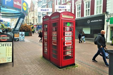 Property for sale - Telephone Kiosk 2 o/s 83 Old Christchurch Road, Dorset, BH1 1EP